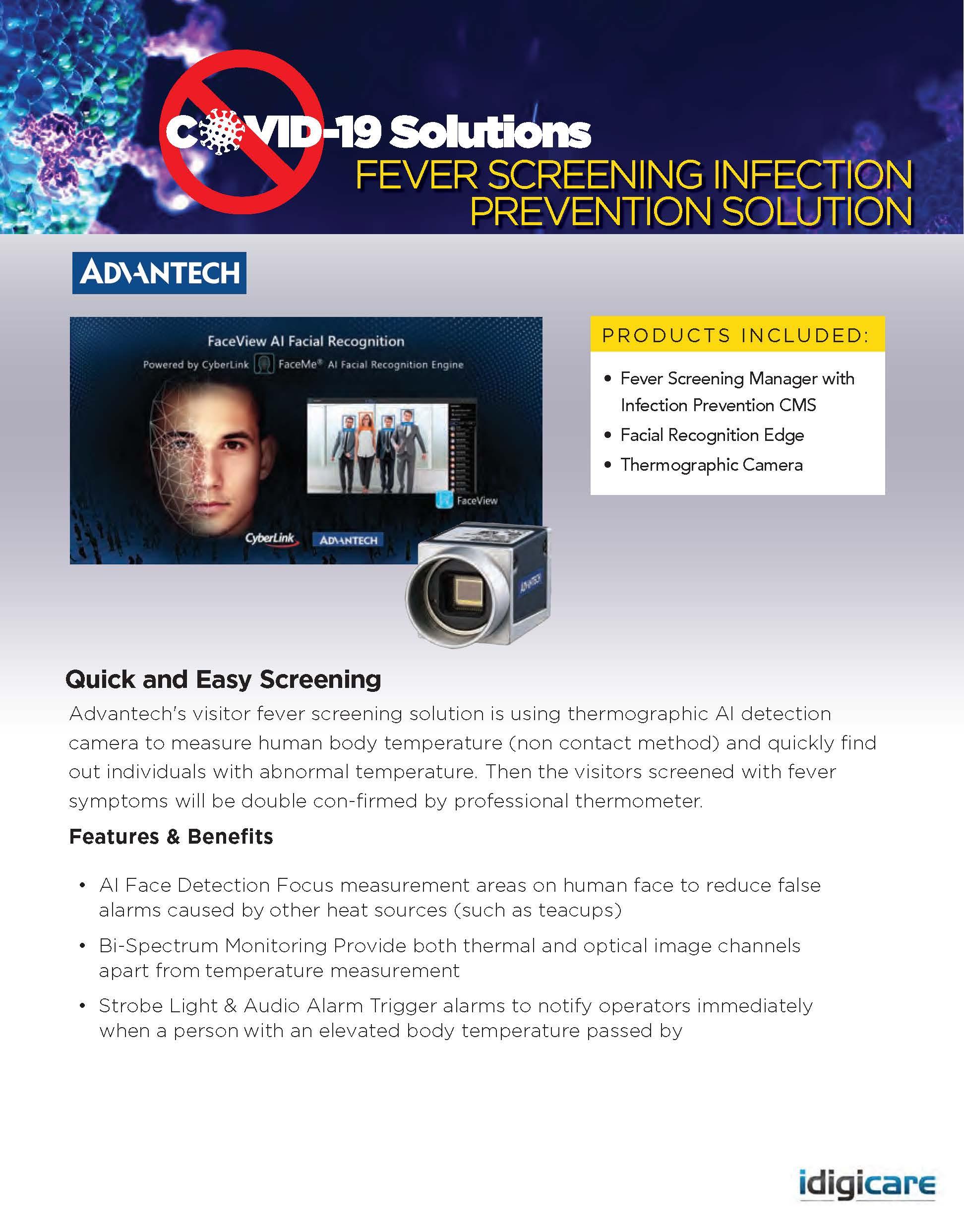 Fever Screen